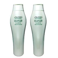 SHISEIDO資生堂 芳泉調理舒緩洗髮乳 250ml (2入)