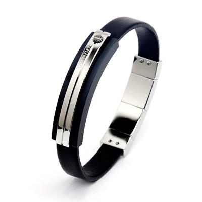 CK Calvin Klein 雅痞時尚設計風手環