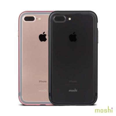 Moshi Luxe iPhone 7 Plus/8 Plus 雙料金屬邊框