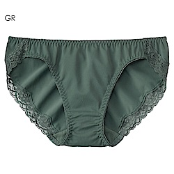 aimerfeel 超盛無痕內褲-綠色