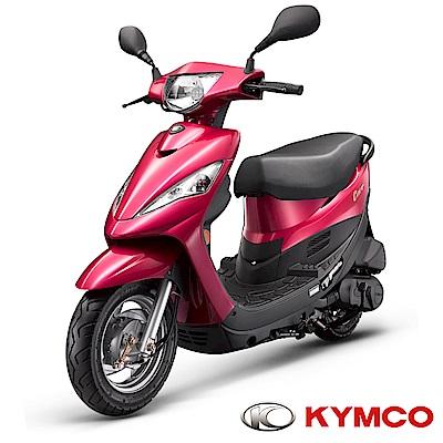 (無卡分期-18期) KYMCO光陽機車 CUE 100 (2018年新車)-六期環保