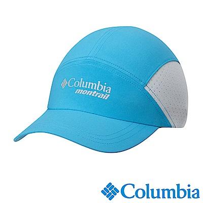Columbia哥倫比亞  男/女 涼感快排棒球帽-藍色 (UCU00670BL)