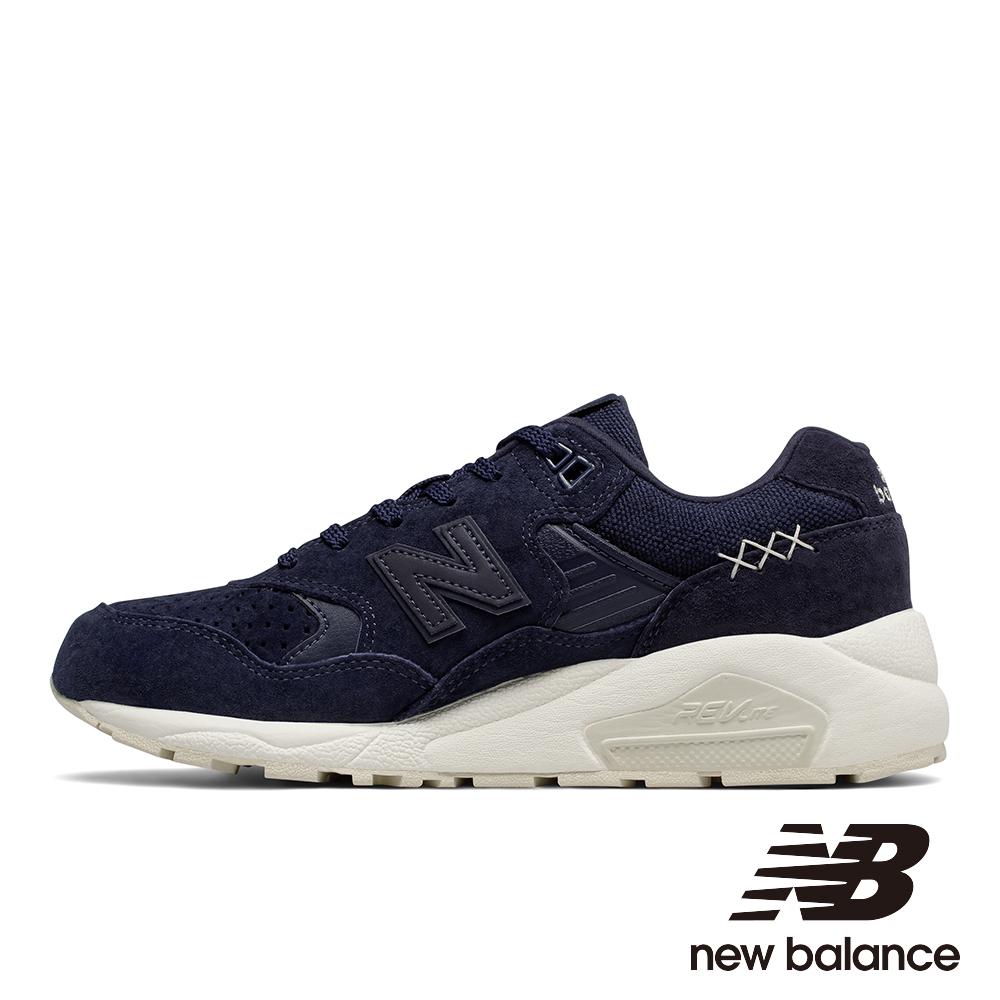 New Balance 580復古鞋WRT580BN女藍色