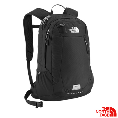 THE NORTH FACE MAINFRAME 17吋電腦背包 黑