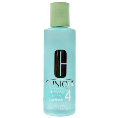 CLINIQUE 倩碧 三步驟溫和潔膚水 4號 400ml