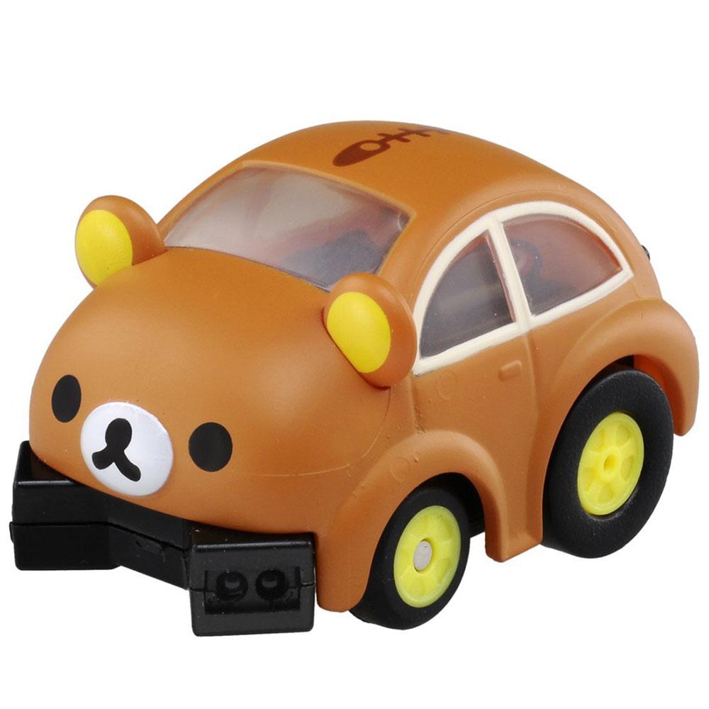 超智慧阿Q車 - QE07 懶熊