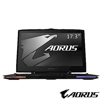 AORUS X9 DT 17.3吋電競筆電 (i9-8950HK/GTX 1080 8G)