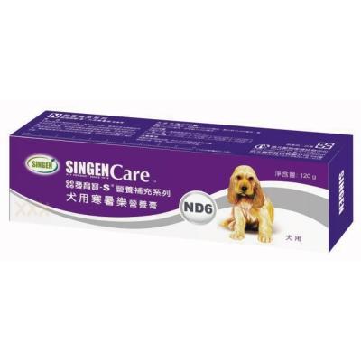 發育寶Care系列-ND6犬用寒暑樂營養膏120g