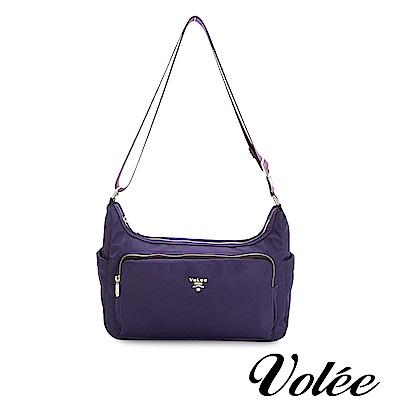 Volee飛行包 - 好旅行系列隨形肩背包-法國紫