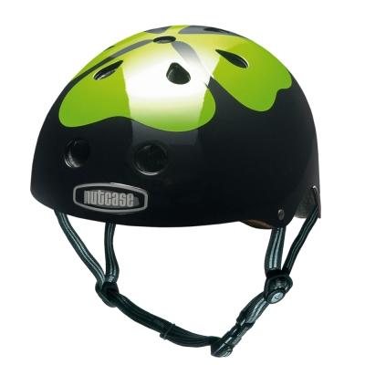 【hilltop山頂鳥】NUTCASE彩繪安全帽2002/GOT LUCK