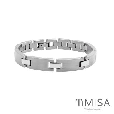 TiMISA 《藏愛掌心》純鈦鍺手鍊