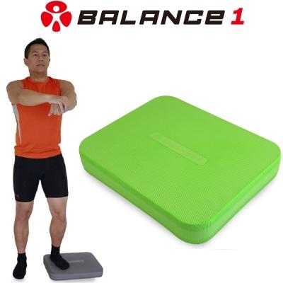 BALANCE 1 核心健身平衡墊 綠色