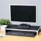 比爾桌上螢幕架-黑色-54x24x8cm product thumbnail 1