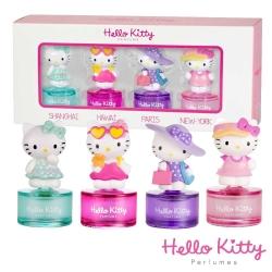 Hello Kitty小小空姐組(8ml*4入)