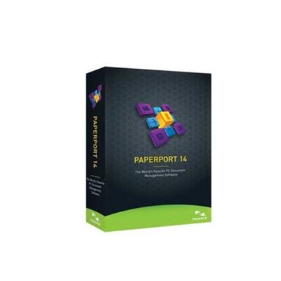 NUANCE-PaperPort14標準商業版-盒
