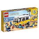 LEGO樂高 3合1創作系列 31079 陽光衝浪手的廂型車