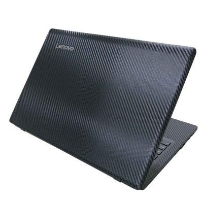 EZstick Lenovo IdeaPad 110 15IBR Carbon 黑色機身貼