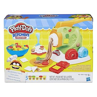 PlayDoh培樂多-製麵料理組