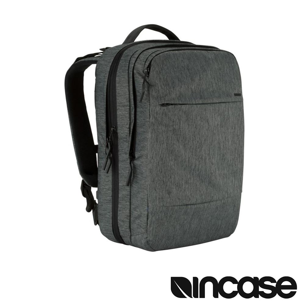 INCASE City Commuter 15 吋城市系列可擴充電腦後背包 - 時尚灰