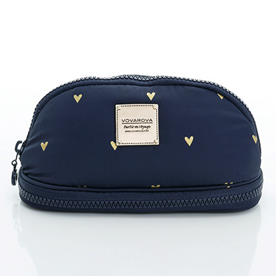 VOVAROVA空氣包-刷具化妝包-心空閃耀(藍)