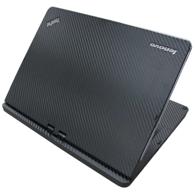 Lenovo ThinkPad S230U專用Carbon立體紋機身保護膜(DIY包膜)
