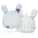 魔幻馬戲團無名花園系列大頭兔耳抱枕