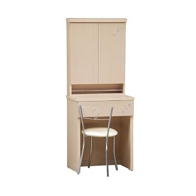 AS-亞特伍德2尺洗白色化妝桌-62x41.3x157cm