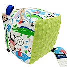 安撫玩具La Millou 標籤五感豆豆球-歡樂拉拉猴(香草綠薄荷)