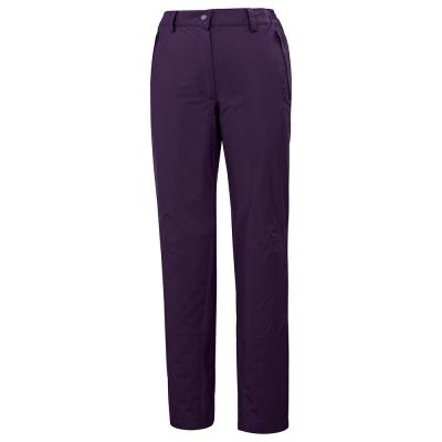 ATUNAS 歐都納 女款 防水透氣休閒長褲 A-PA1529W 深紫
