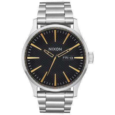 NIXON SENTRY SS 冷冽爵士時尚腕錶(A3562730)-42mm