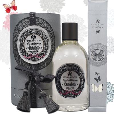 Bath & Bloom 蝶舞四季繽紛擴香精300ML-10月神秘魔力