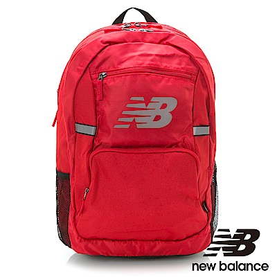 New Balance 多功能後背包 紅 500100-600