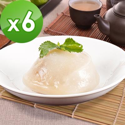 樂活e棧-素肉圓(6顆/袋,共6袋)-素食可食