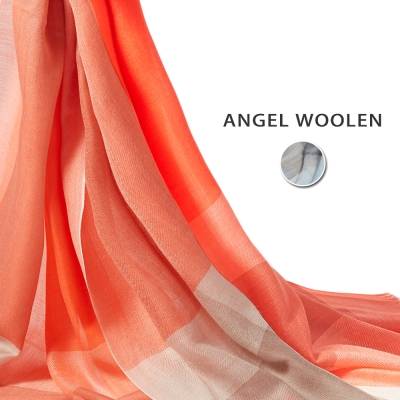 Angel-Woolen-悠揚藍調100-Cashmere羊絨披肩-圍巾-共兩色