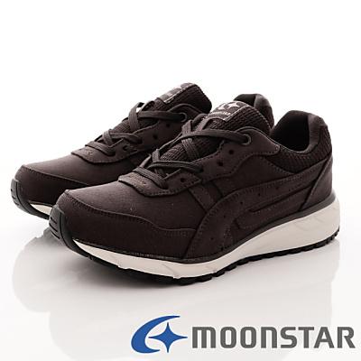 日本Supplist戶外健走鞋-防潑水3E寬楦款-ON434紅褐(女段)