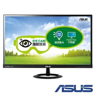 ASUS-VX279H-27型寬AH-IPS超廣角無邊框液晶電腦螢幕