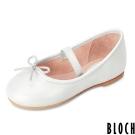 Bloch 澳洲蝴蝶結芭蕾舞鞋 白色款