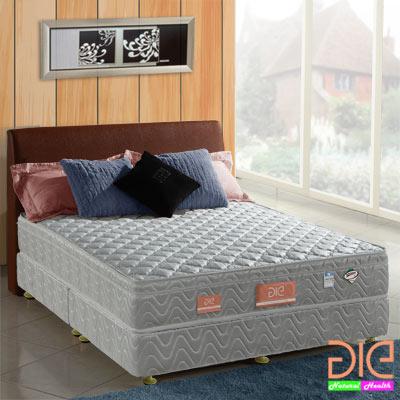aie 竹碳+3M防潑水+乳膠真三線獨立筒床墊(經濟型)-單人3.5尺