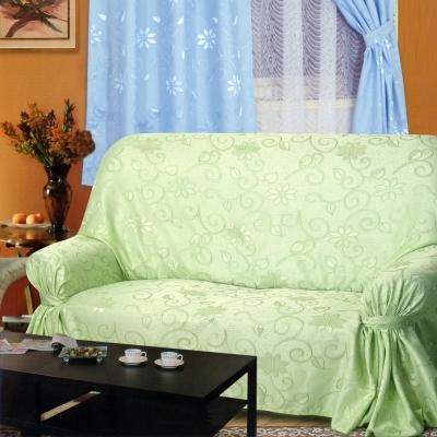 《布安於室》克羅亞DIY單人座沙發罩-綠