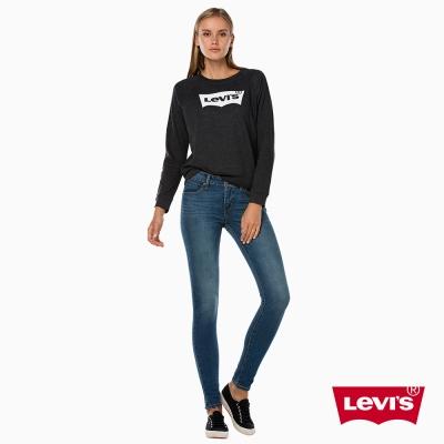 Revel緊身窄管-彈性布料-刷白-Levis