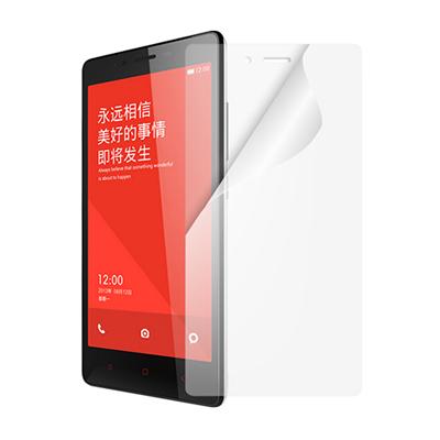 魔力 小米 紅米Note 高透光抗刮螢幕保護貼