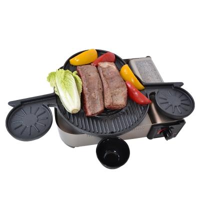 WASHAMl-台灣設計鑄鐵烤盤獨家不沾(747飛機烤盤)