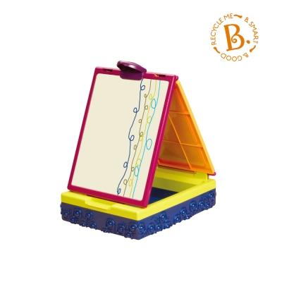 美國【B.Toys】 沃客旅行小畫架 2.0 (2Y+)