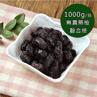 (任選880)幸美生技-冷凍桑椹(1000g/包)