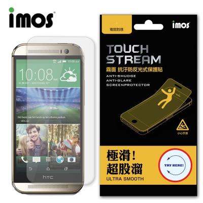 iMOS HTC One M8 電競 霧面 螢幕保護貼
