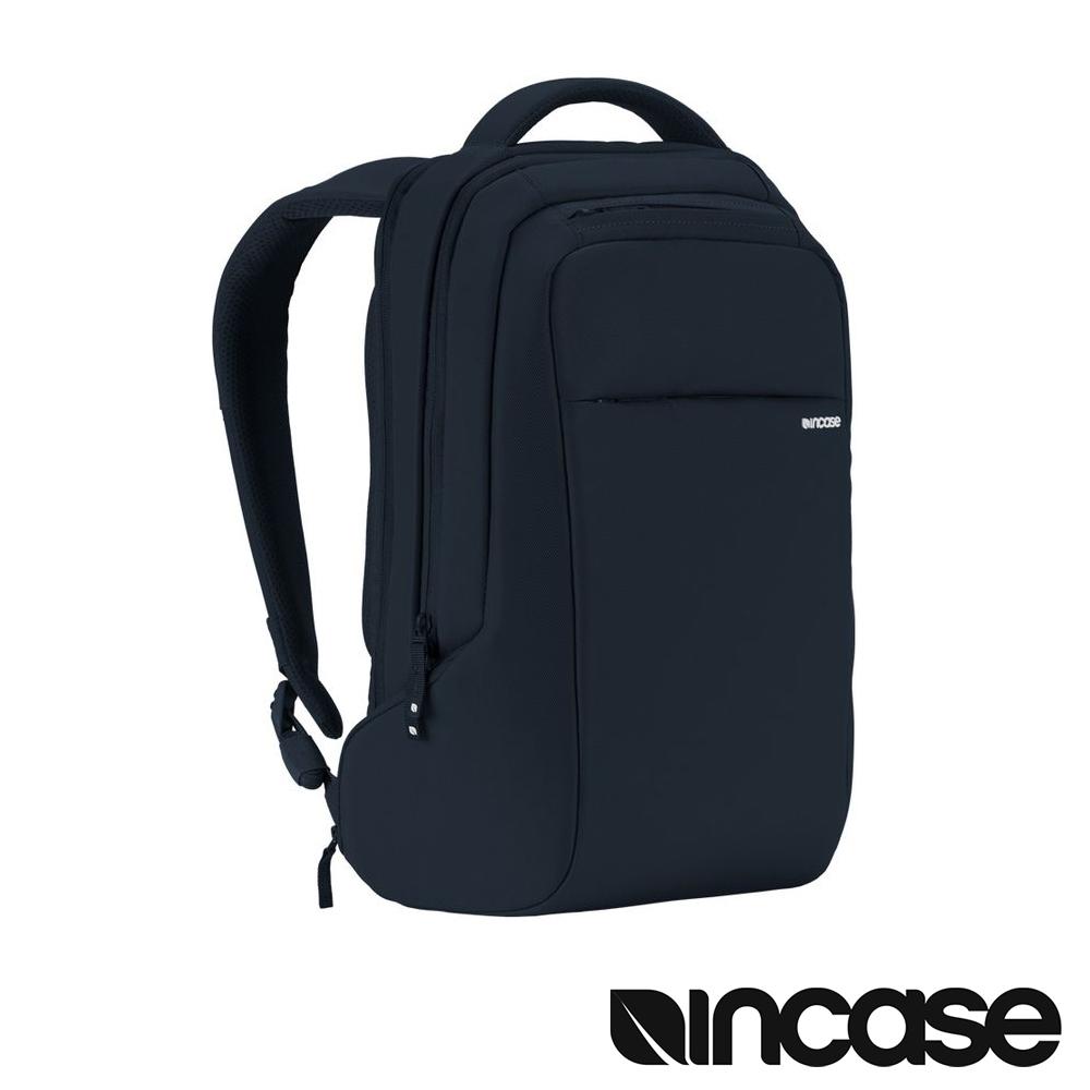 INCASE ICON Slim Pack 15 吋電腦後背包-海軍藍