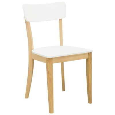 品家居 羅登造型餐椅-44x48x79cm-免組