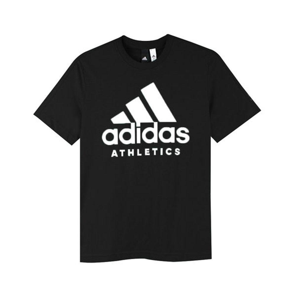 Adidas男SID BRANDED TEE圓領T短