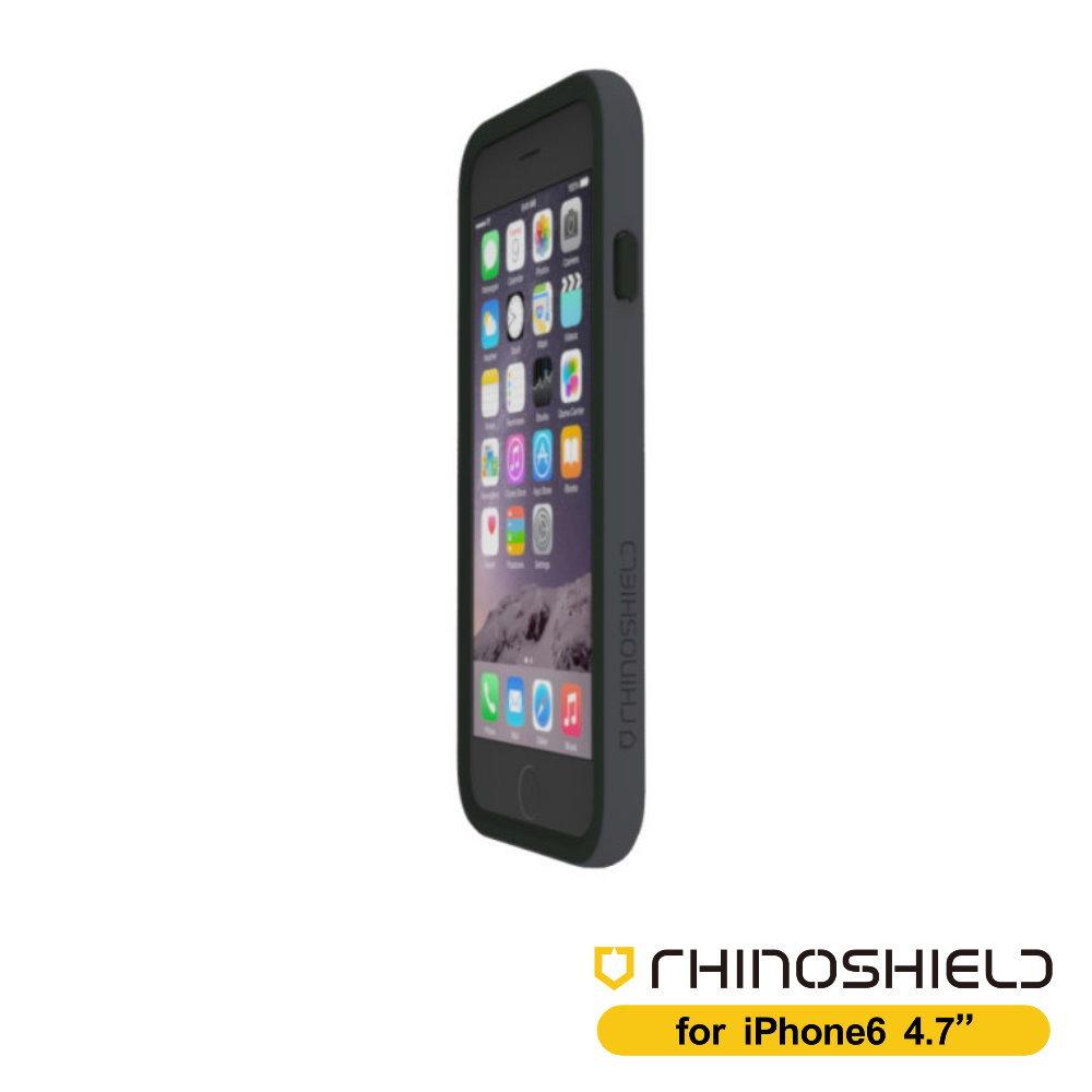 RHINO SHIELD犀牛盾iphone 6 /6s 專用耐衝擊邊邊框手機殼(附機身膜)
