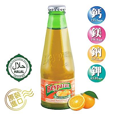 貝伊帕莎Beypazari 氣泡飲料-柑橘風味(200mlx6入)
